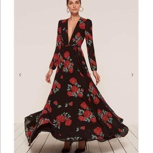 Reformation petites milan dress
